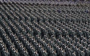 South Korean military (Lee Jin-Man:AP) Mar 13 2015