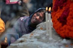 Bangladesh Rani plaza (A.M. Ahad:AP) Apr 24 2015