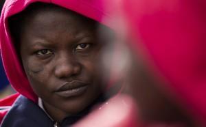 Immigrant in Lampedusa (Dan Kitwood:Getty Images)