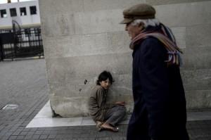 Syrian refugee in Istanbul (Bulent Kilic:AFP:Getty) Apr 20 2015