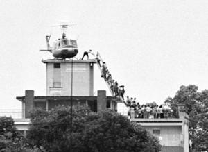 Vietnam evacuation (Hubert Van Es:United Press Int'l) on Apr 29 1975 posted Apr 24 2015