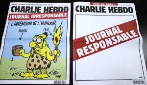 Charlie Hebdo covers from 2012 (AFP:Getty Images)