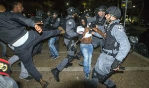 Ethiopian in Israel (Jack Guez:AFP) May 5 2015