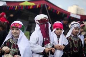 Gaza Naqba commemoration (Majdi Fathi:NurPhoto:Corbis) May 14 2015