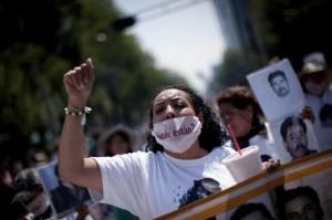 Mexico City mothers ( Pedro Mera:Xinhua Press:Corbis) May 11 2015