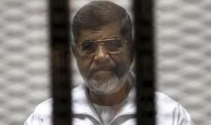 Mohamed Morsi (Reuters) May 16 2015