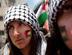Palestinian activist May 22 2015