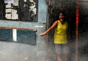Philippines:Quezon City (EPA:RITCHIE B. TONGO) May 26 2015