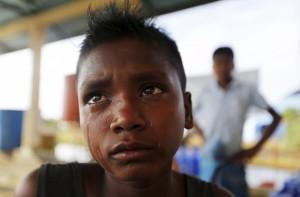 Rohingya boy in Indonesia (Beawiharta:Reuters) May 18 2015