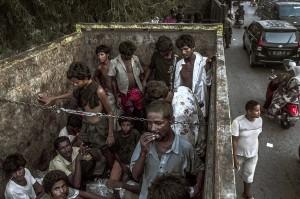 Rohingya in truck (Sutanta Aditya:AFP:Getty Images) May 23 2015