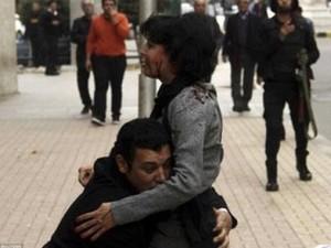 Shaimaa al-Sabbagh (Al Youm Al Saabi:Reuters) May 6 2015