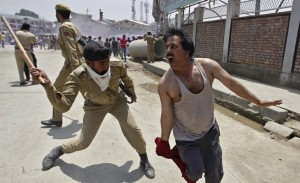 Srinigar, India strike (Danish Ismail:Reuters) May 28 2015