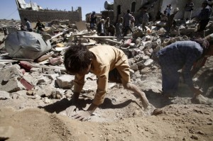 Yemen (Hani Mohammed:AP) May 3 2015