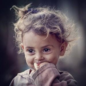 Girl on  Dahab Island (Mahmoud Khaled) June 9 2015