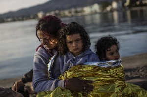 Syrian refugees in Kos ( Dan Kitwood:Getty Images) June 5 2015