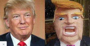 Trump pinata June 29 2015