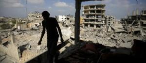 Gaza August 27 2014 (Suhaib Salem:Reuters) July 4 2015