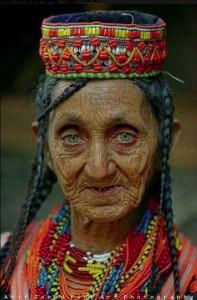 Kalash woman July 26 2015