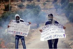 Palestinians on West Bank (Hamza Burnat) July 9 2015