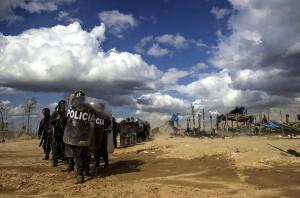 Peru wildcat gold mines (Ernesto Benavides:AFP:Getty Images) July 25 2015