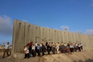 Qalandia, West Bank (Alaa Badarneh:EPA) July 3 2015