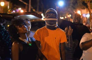 Ferguson ( Michael B. Thomas:Getty Images) August 21 2015