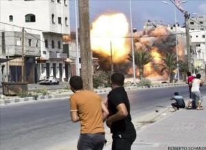 Gaza August 11 2015