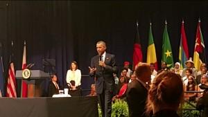 Obama at YALI Network 2015