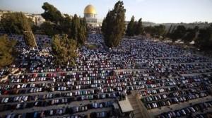 Al-Aqsa mosque:Eid al-Adha (AP) Sept 27 2015