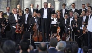 Bavarian State Orchestra (Danish Ismail:Reuters) Sept 18 2015