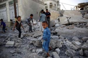 Sanaa Yemen (AP Photo:Hani Mohammed) Sept 10 2015