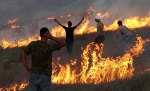 Burin, West Bank (Jaafar Ashtiyeh:AFP:Getty Images) Oct 5 2015