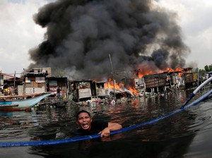 Paranaque city, Philippines (Francis R Malasig:EPA) Oct 29 2015