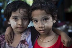 Muslims in Myanmar (Nicolas Asfouri:AFP:Getty) Nov 9 2015