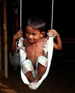 Rohingya boy in camp Dec 27 2015