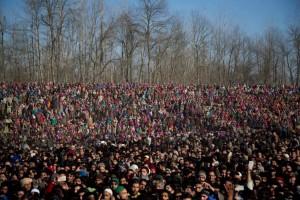 Funeral of Shariq Ahmad Bhat (AP Photo:Dar Yasin) Jan 21 2016