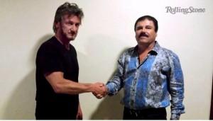 Joaquín Archivaldo Guzmán Loera, El Chapo & Sean Penn