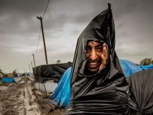 UnCalais refugee (Philippe Huguen:Getty Images) Jan 5 2015