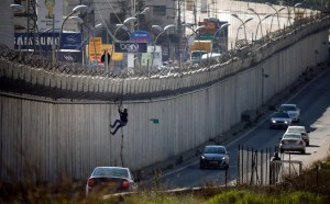 Apartheid wall (Thomas Coex:AFP:Getty Images) Feb 27 2016