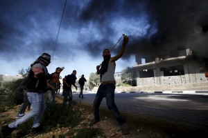 Araka, West Bank ( Mohamad Torokman:Reuters) Feb 23 2016