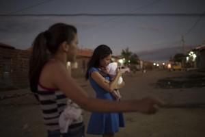 Brazil Zika baby (Felipe Dana:AP) Feb 14 2016