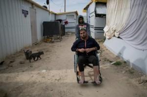 Samir al-Najjar (AFP Photo:Said Khatib) Feb 2 2016