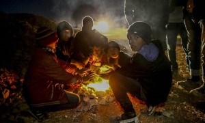 Syrian-Turkish border ( Anadolu Agency:Getty Images) Feb 10 2016