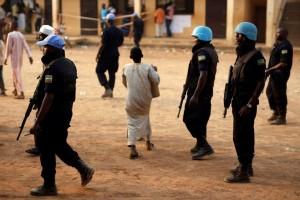 UN peacekeepers in Rwanda  (AP Photo:Jerome Delay)  Feb 15 2016
