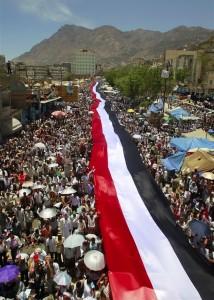 Yemen uprising 2011