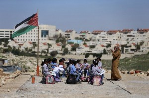Bedouin outdoor school (REUTERS:Ammar Awad)  Mar 2 2016