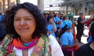 Berta Cáceres (The Guardian) Mar 7 2016