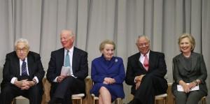 Clinton, et al (Photo- Chip Somodevilla:Getty Images)