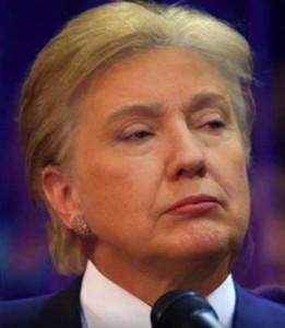 Clinton:Drumpf
