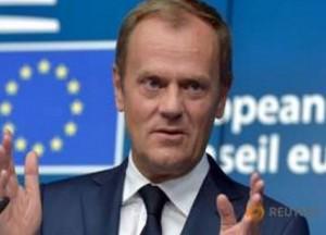 EU Council Pres. Donald Tusk